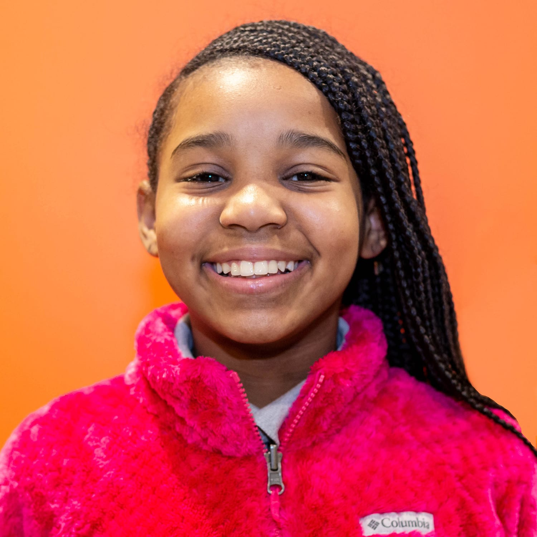 Amyah Foster Achievement Prep Grade 7