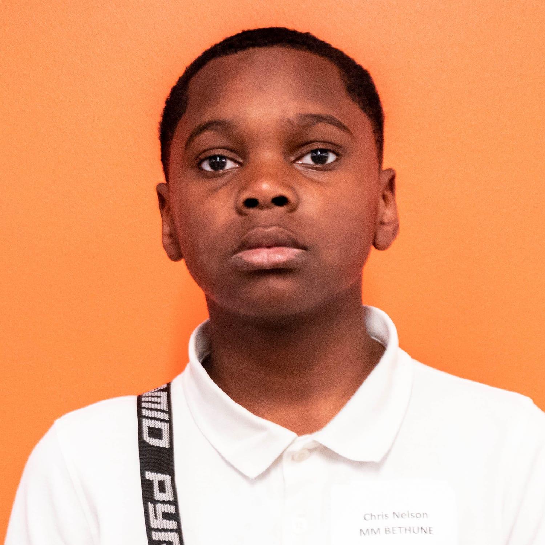Christopher Nelson MM Bethune Grade 7