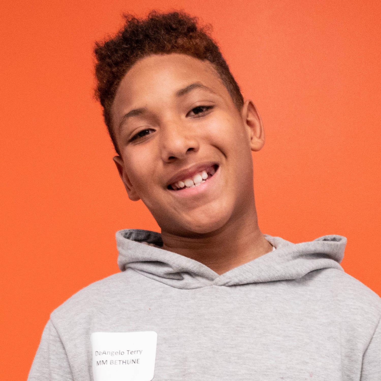DeAngelo Terry MM Bethune Grade 6