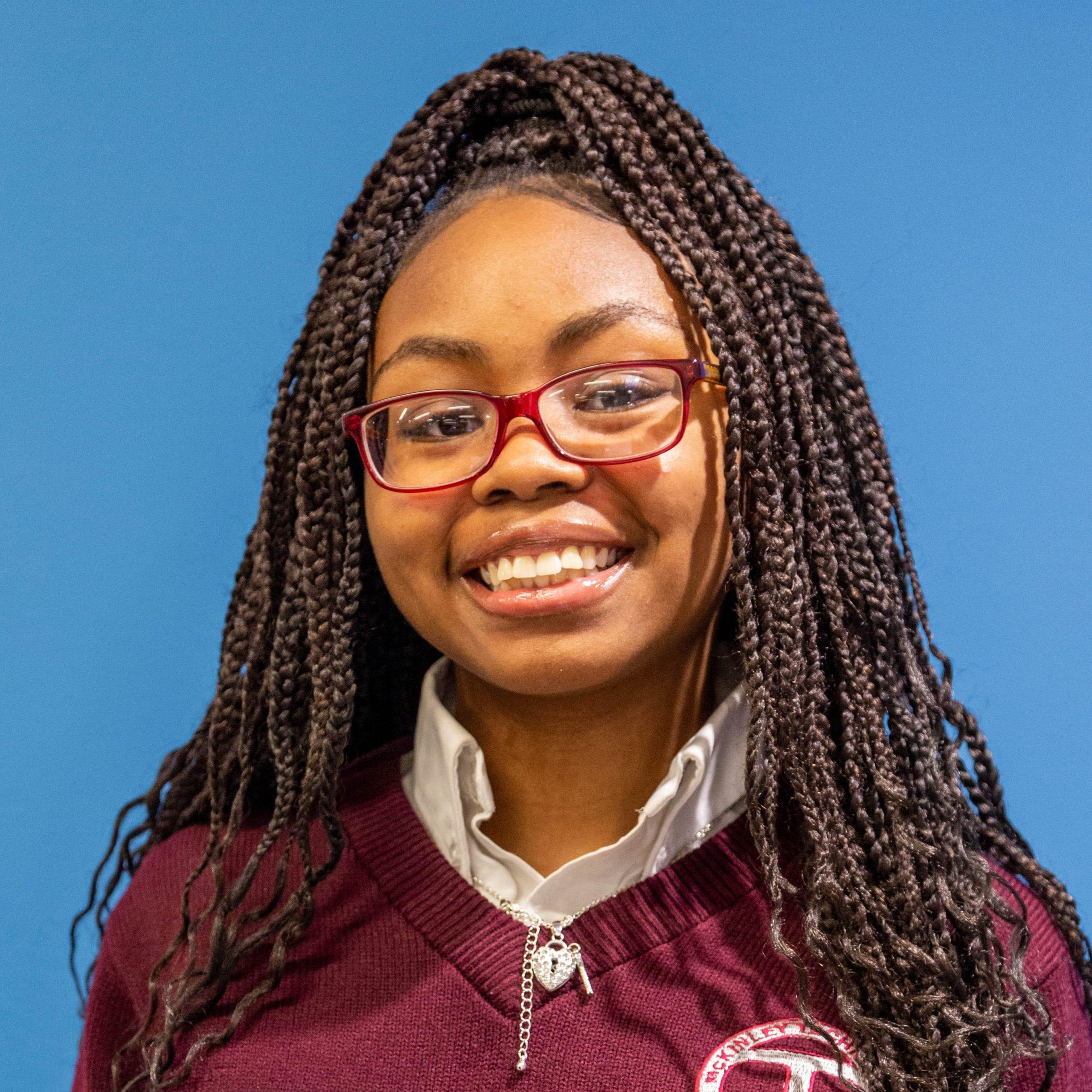 Destiny Hardy McKinley Tech Grade 10 scaled