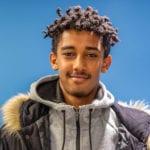 Haniebal Gebrie EL Haynes Grade 12