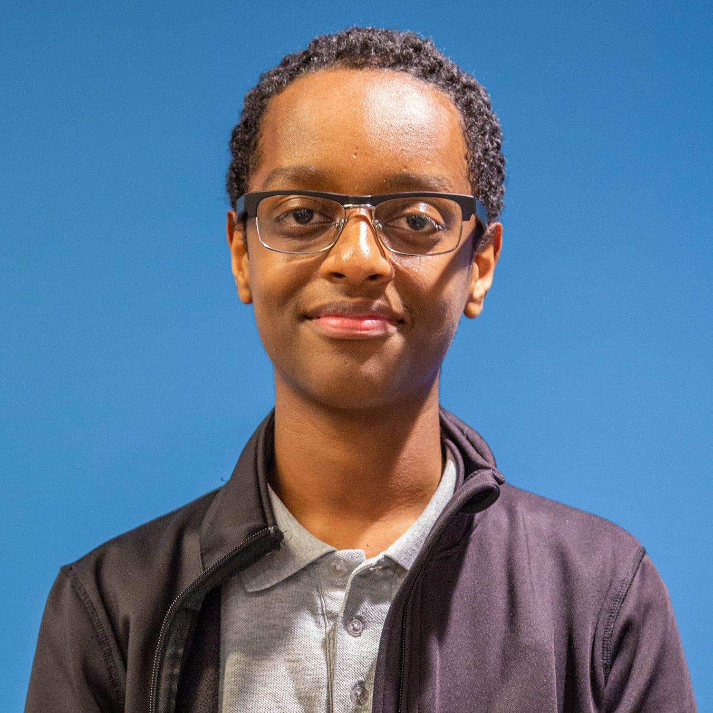 Lewi Kassahun McKinley Tech Grade 10