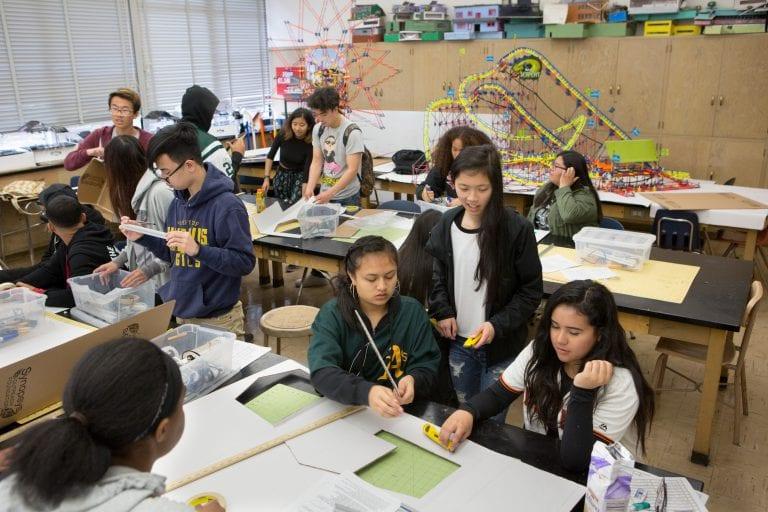 STEM classes 1